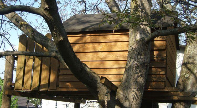 ᐅ Wie Baue Ich Ein Baumhaus Vorgehensweise Bei Baumhaus
