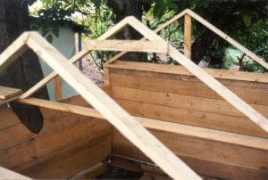 Dach-Konstruktion